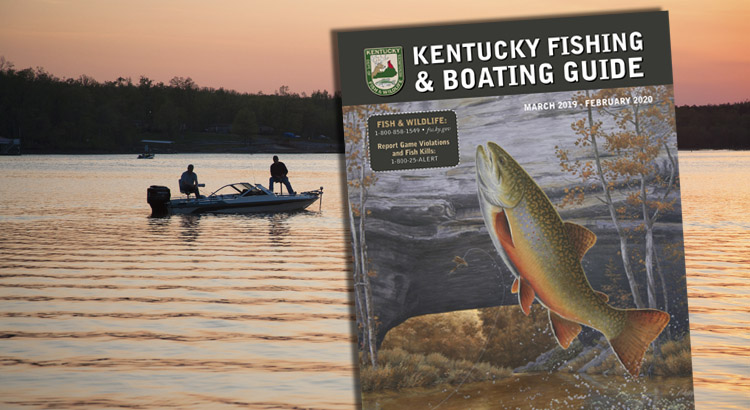 Kentucky Department of Fish & Wildlife Welcome