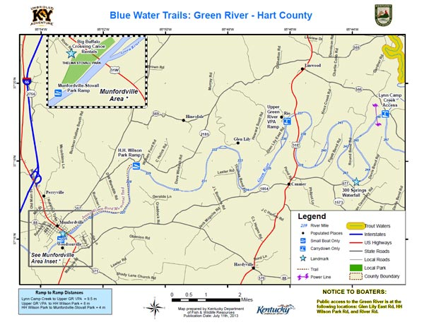 Green River - Hart County