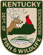 Kentucky Department of Fish and Wildlife Logo