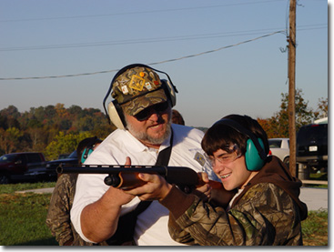 Hunter Education Learning Gun Saftey