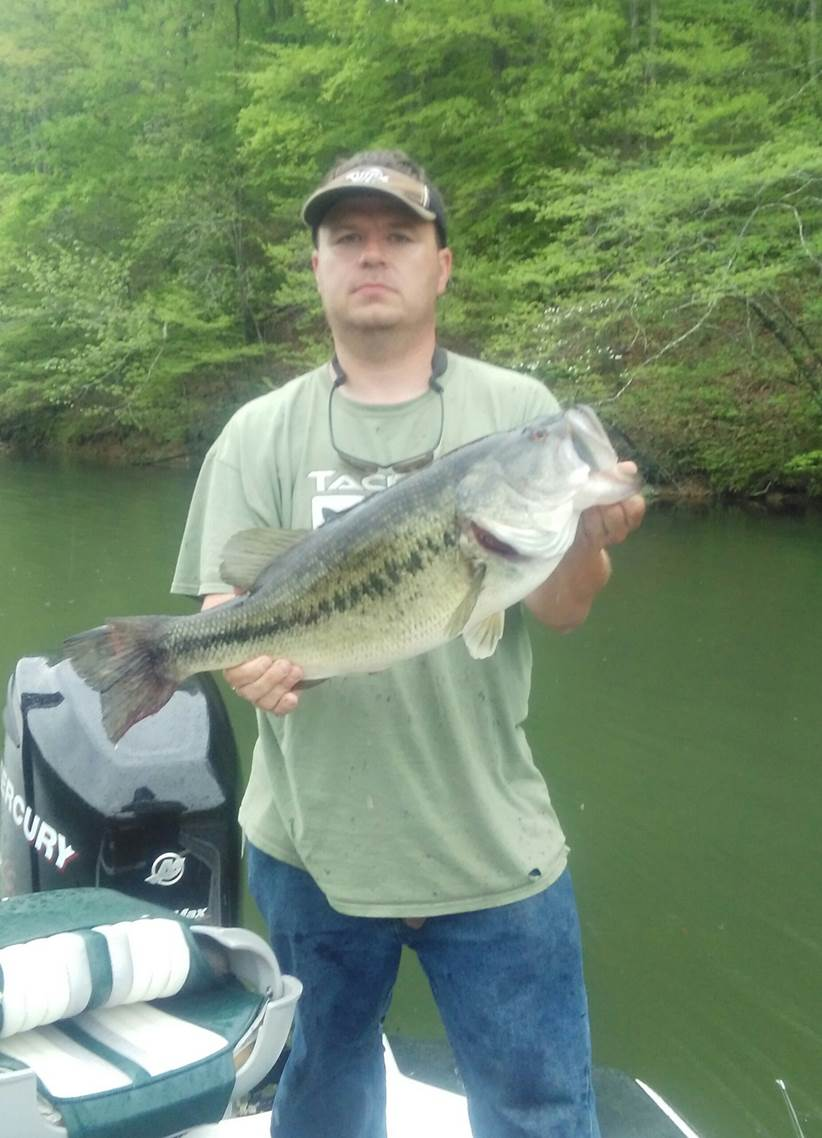 Kentucky Department Of Fish Wildlife Michael Carter S Donated Bass