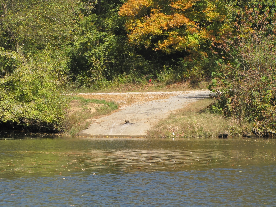 Kentucky department of fish wildlife pool 5 green river for Bear creek fishing