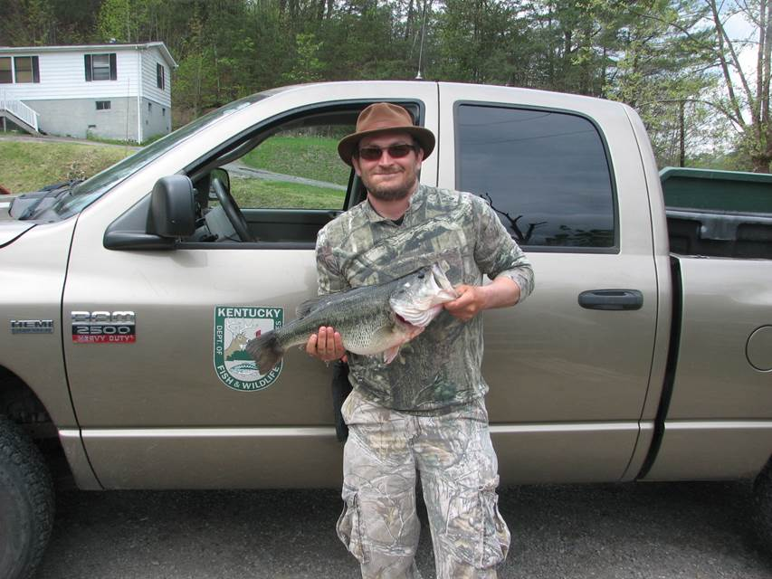 Kentucky department of fish wildlife darrick sexton 39 s for Kentucky fish and game