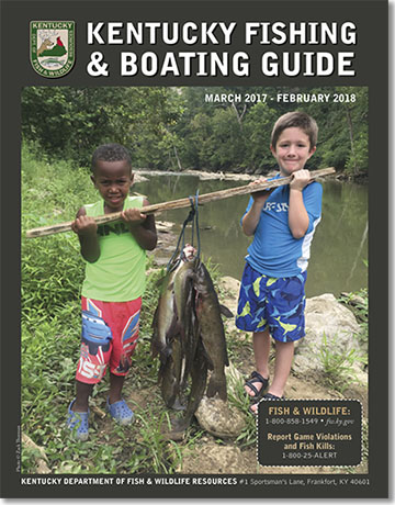 kentucky department of fish wildlife fishing and boating