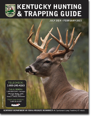 2014-2015 Hunting and Trapping Guide