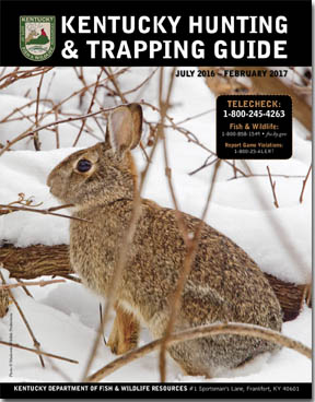 2016-17 Kentucky Hunting and Trapping Guide