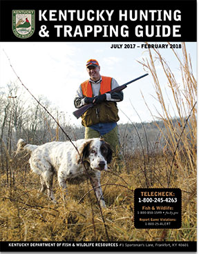 2017-18 Kentucky Hunting and Trapping Guide