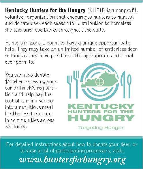 Kentucky department of fish wildlife deer hunting for How much is a fishing license in kentucky