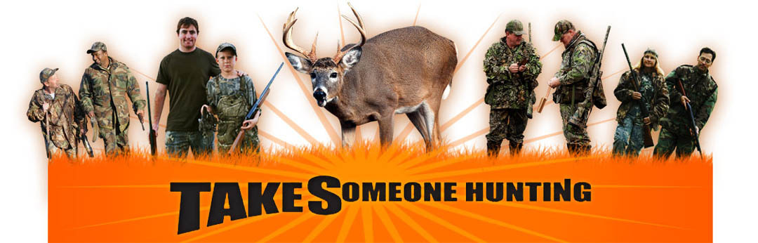 Kentucky department of fish wildlife take someone hunting for Ky fish and wildlife telecheck