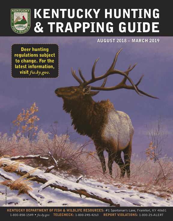 2017-18 Kentucky Hunting and Trappin Guide