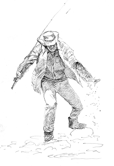 kentucky department of fish amp wildlife rick hill sketches