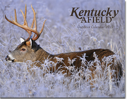 Kentucky department of fish wildlife calendar for Ky fish and wildlife jobs