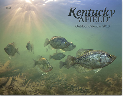 Kentucky Afield Outdoor Calendar Cover