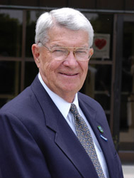 Dr. James R. Rich - Commissioner Emeritus