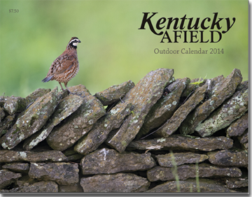 2014 Kentucky Afield Calendar